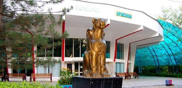 Санаторий Сарыагаш планируют передать вдоверительное управление