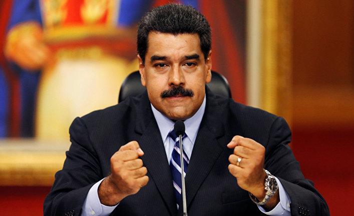 Президент Венесуэлы объявил оготовящемся «парламентском перевороте»