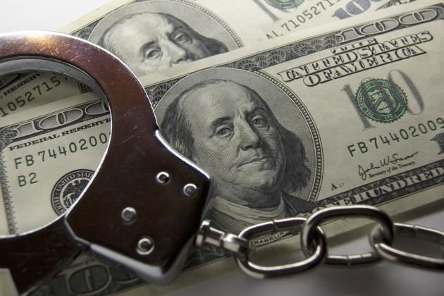 В Алматы на 2 месяца арестованы экс-сотрудники финполиции
