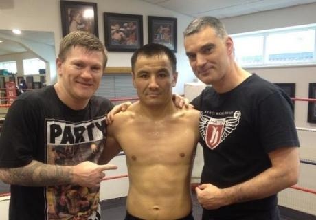 Боксер Жакиянов проведет следующий бой 28 июня