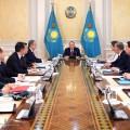 Первый Президент провел заседание Совбеза