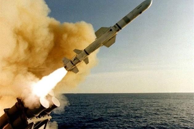 США нанесли ракетный удар поСирии
