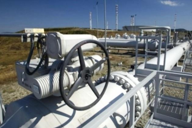 В РК строят газо-перевалочный терминал