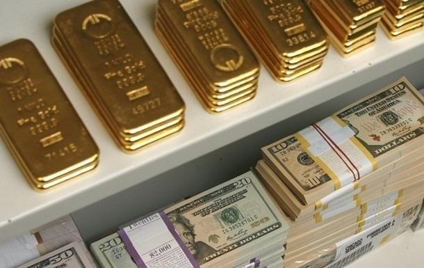 Валовые международные резервы РК составили $27,1 млрд