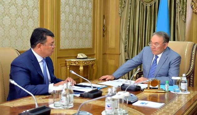 По итогам первого полугодия в Казахстане добыто 38,8 млн тонн нефти