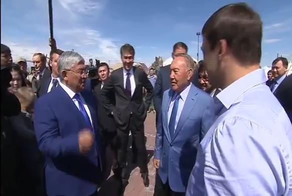 Нурсултан Назарбаев: Для меня онвсегда чемпионом останется