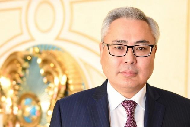 Аскар Мамин представил нового руководителя Канцелярии премьер-министра