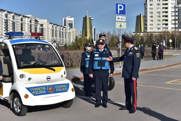 В Казахстане создана туристская полиция