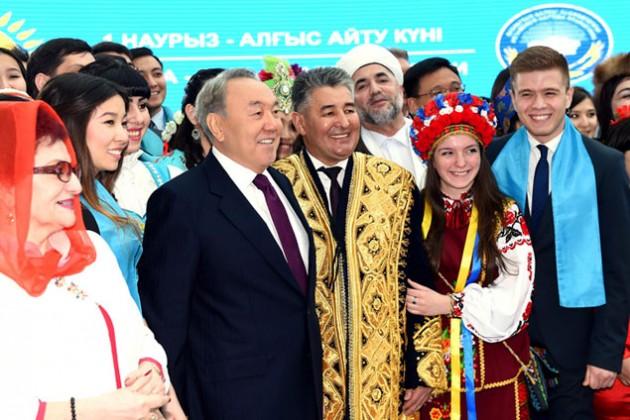 Президент поблагодарил всех казахстанцев за волю к единству