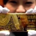 Китай продолжает накапливать золотые запасы