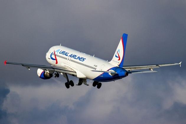 «Уральские авиалинии» открыли направление вКазахстан