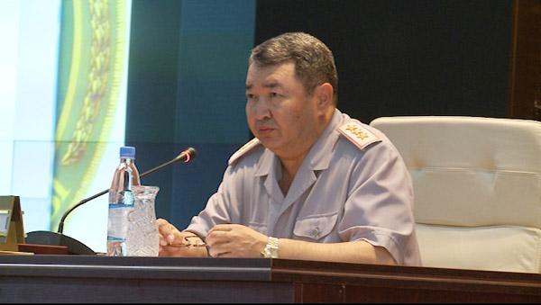 Назначен начальник Генштаба вооруженных сил