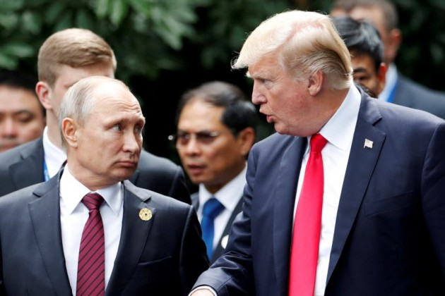 Естьли что-то общее уДональда Трампа иВладимира Путина