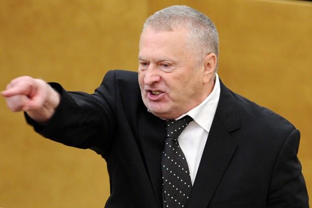 Жириновский нашел американский след в исчезновении  Boeing