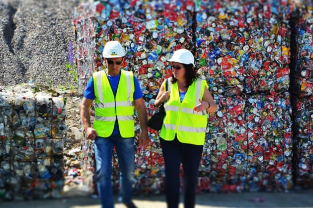 В Талдыкоргане запустят завод по переработке вторсырья