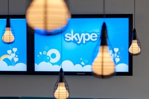 Skype обрушился во всем мире