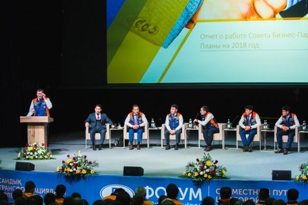 Форум BI Group «Надежный партнер – успешный бизнес»