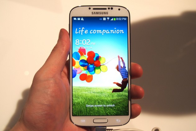 Продано более 10 млн Galaxy S4 менее чем за месяц