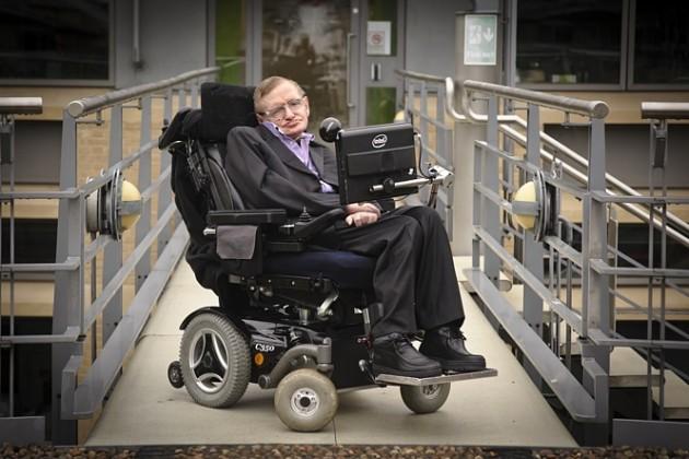 Умер британский физик Стивен Хокинг