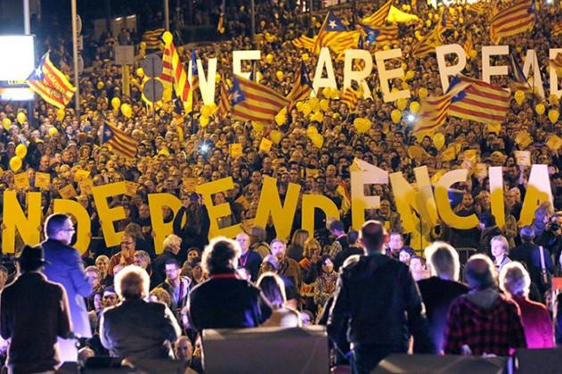 Политический кризис обошелся Каталонии в1млрдевро