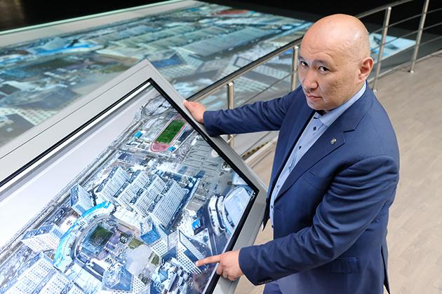 Как 3D-карта поможет Алматы заработать