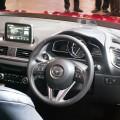 Mazda3 получит проекционный дисплей