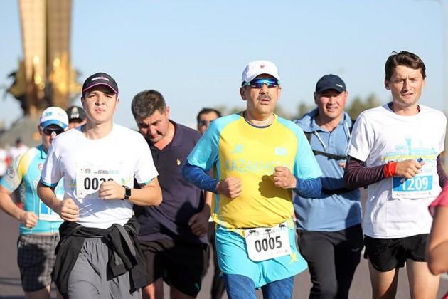 Карим Масимов пробежит марафонскую дистанцию Ironman