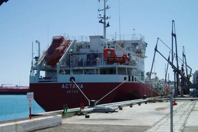 Транспортировка нефти Казмортрансфлотом увеличилась до 9 млн тонн