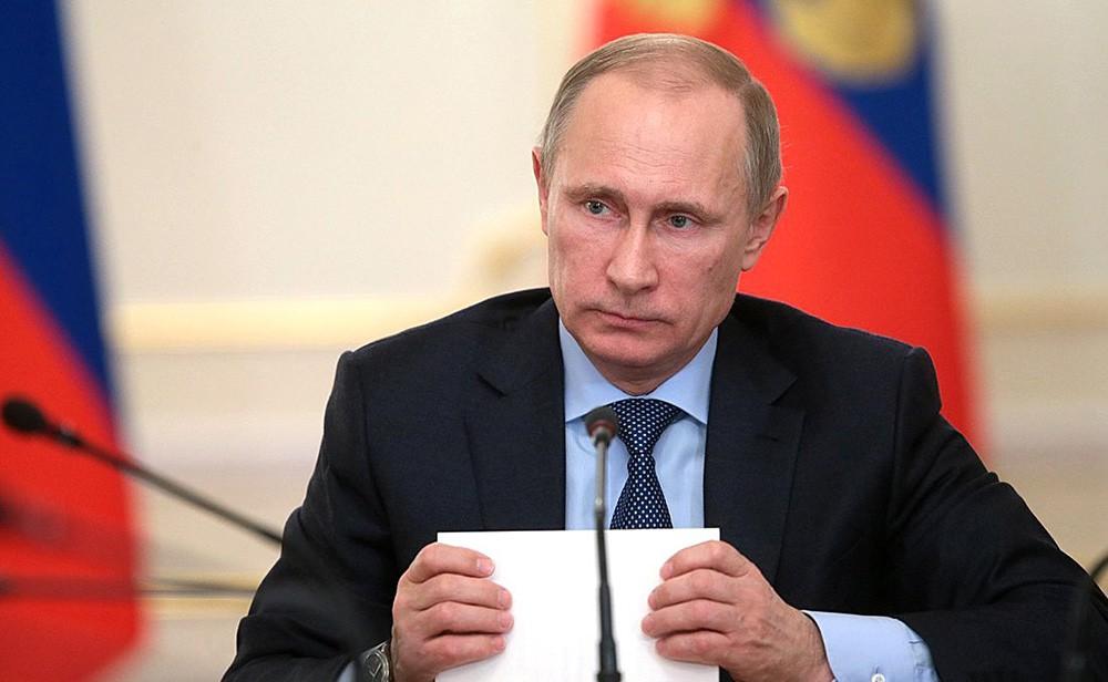 Центризбирком утвердил результаты выборов В. В. Путина
