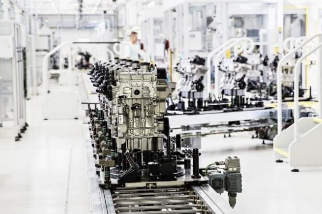Стартовало производство новых моторов Skoda