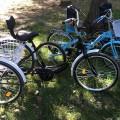 ВАлматы производят велосипед для особенных детей