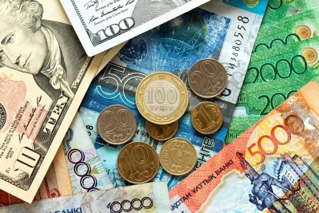 Доллар закрыл торги наотметке 322тенге