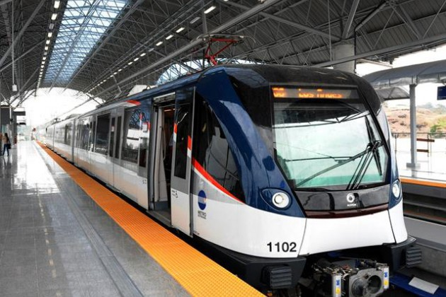 Панамское метро: 13 станций за 38 месяцев