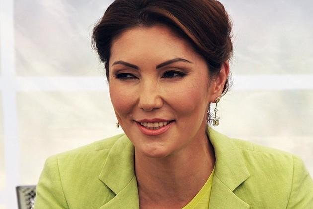 Алия Назарбаева получила приз престижного кинофестиваля