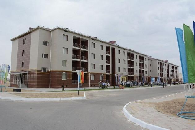 Общежитие для работников бюджетной сферы открыли вМангистау