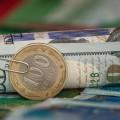 Курс доллара держится возле отметки в 344 тенге