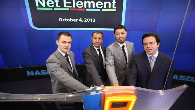 Торги акциями Net Element начались с $9