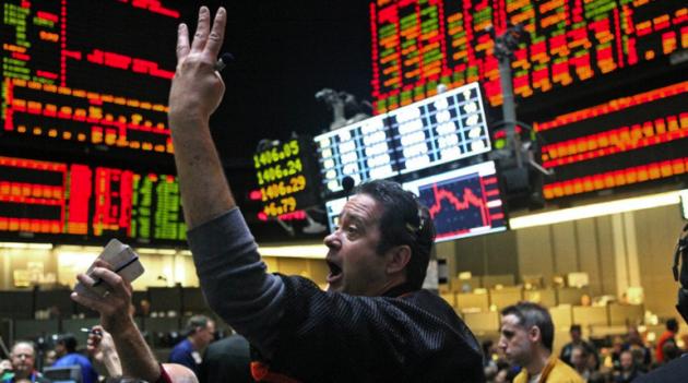 NYSE может купить чикагскую биржу