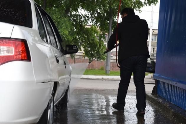 Кто делает бизнес на вашем желании помыть машину
