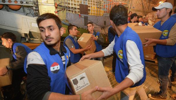 Франция направит 50млневро Сирии вкачестве гуманитарной помощи