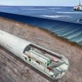 Турция построила автомобильный тоннель под Босфором