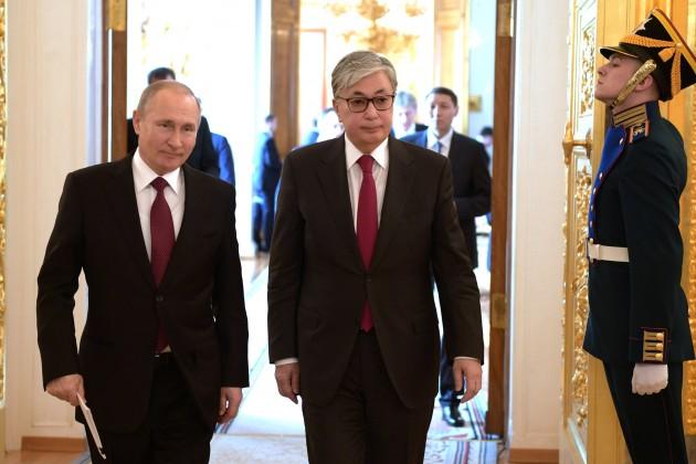 Казахстан и Россия подписали несколько соглашений