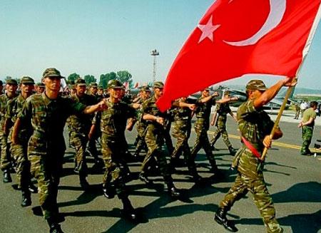 К борьбе с протестующими могут привлечь армию Турции