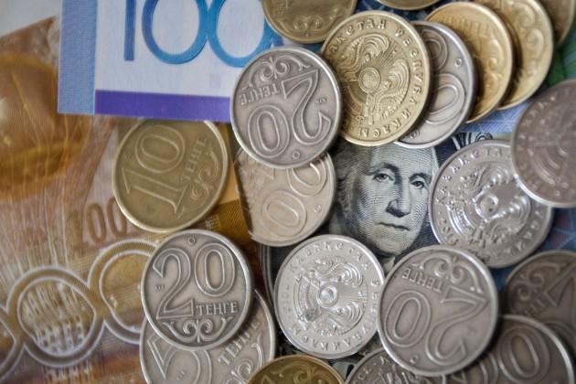 Доллар понизился до334тенге
