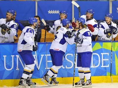 Хоккейная сборная Казахстана стартовала на Универсиаде с победы