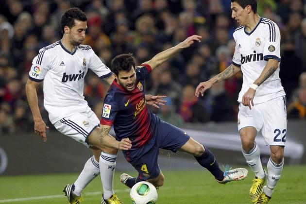 «Реал» обыгрывает «Барселону» и выходит в финал Кубка Испании