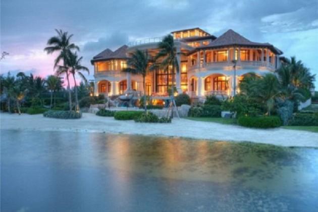 Купить дом в испании на берегу океана