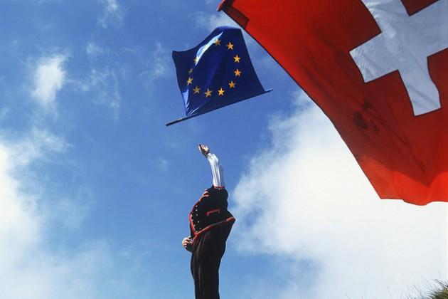 Швейцария отзовет заявку на вступление в ЕС