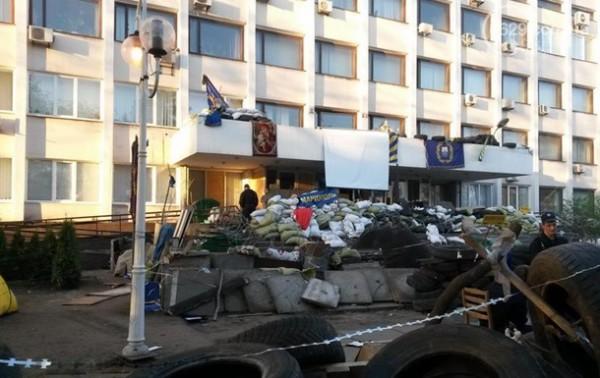 В Мариуполе начался референдум о независимости края