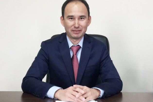 Сменился директор Астанинского филиала КазНИИСА